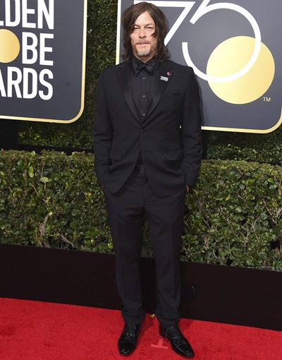 Norman Reedus Measurements Body Stats