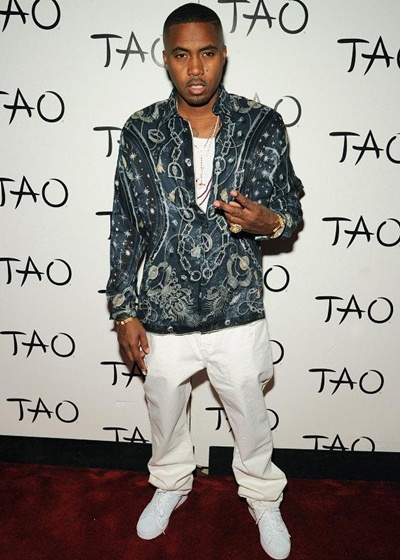 Rapper Nas Height Weight Shoe Size