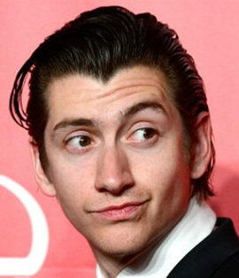 Singer Alex Turner