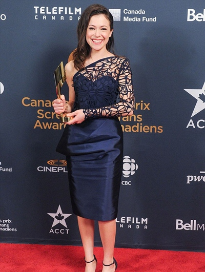 Tatiana Maslany Height Weight Stats