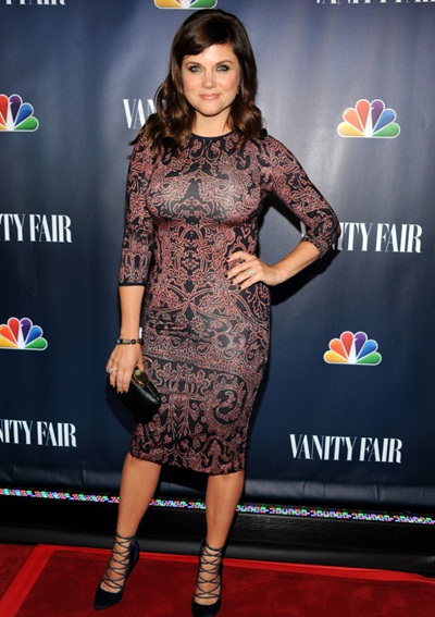 Tiffani Thiessen Body Measurements Stats