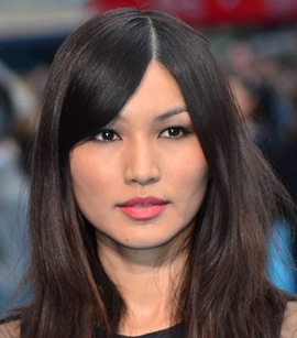 Actress Gemma Chan