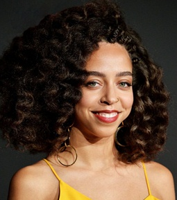 Actress Hayley Law