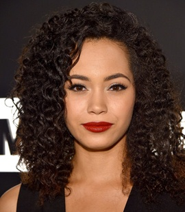 Actress Madeleine Mantock