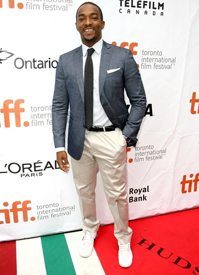Anthony Mackie Height Weight Facts