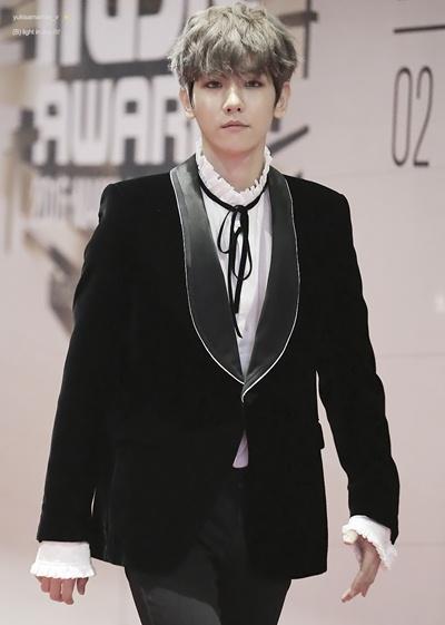 Baekhyun Height Weight Facts