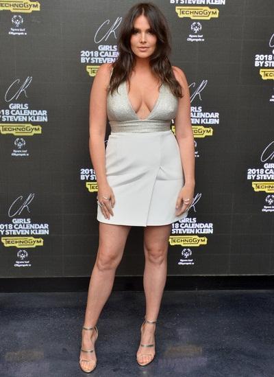 Candice Huffine Bra Size Height Weight