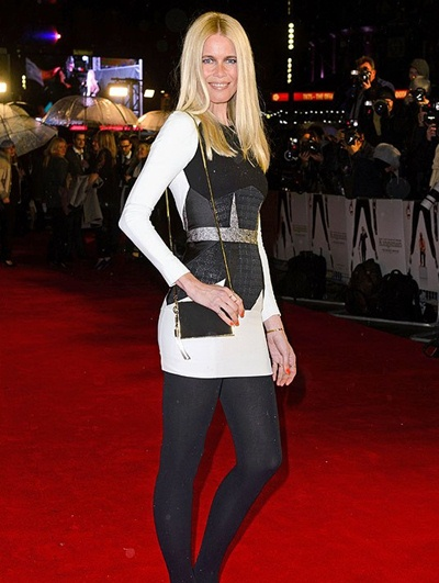 Claudia Schiffer Body Measurements Facts