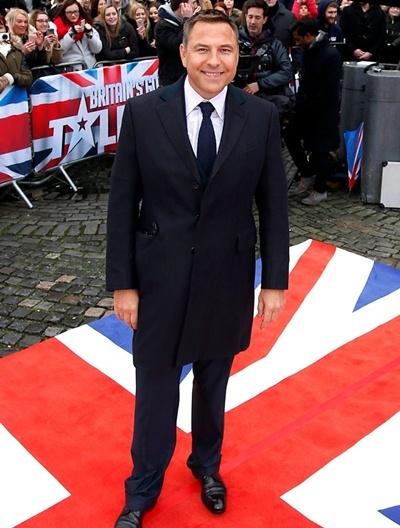 David Walliams Height Weight Shoe Size