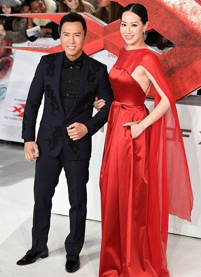 Donnie Yen Height Weight Shoe Size