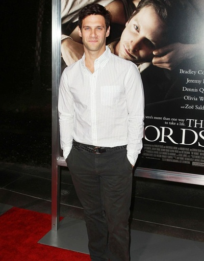 Justin Bartha Body Measurements Stats