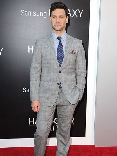 Justin Bartha Height Weight Shoe Size