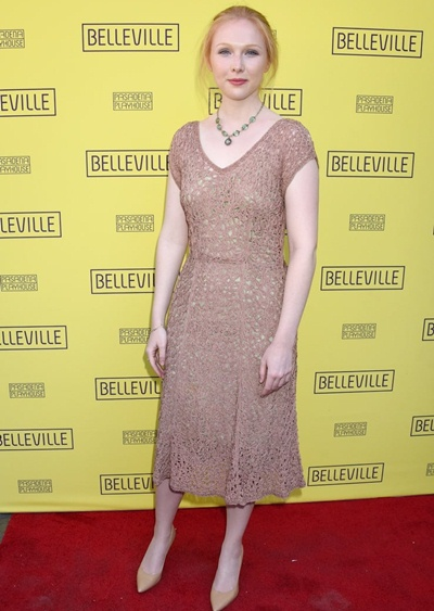 Molly Quinn Height Weight Shoe Size