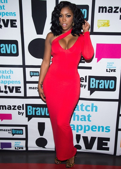 Porsha Williams Height Weight Shoe Size