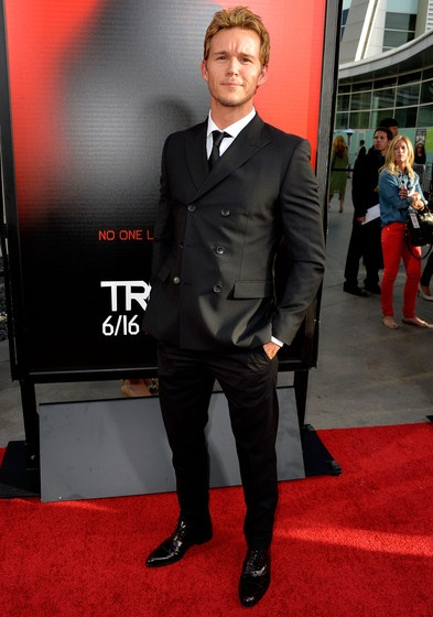 Ryan Kwanten Body Measurements Stats
