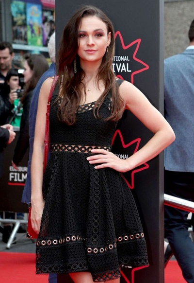Sophie Skelton Body Measurements Stats