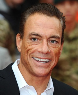 Actor Jean Claude Van Damme