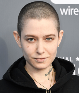 Actress Asia Kate Dillon