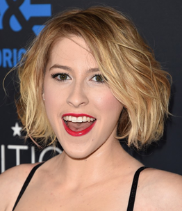 Actress Eden Sher