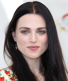 Actress Katie McGrath