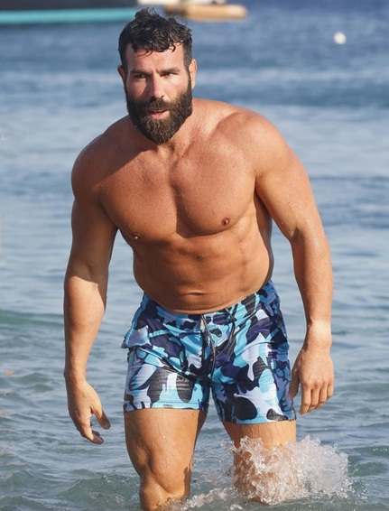 Dan Bilzerian Body Measurements Stats