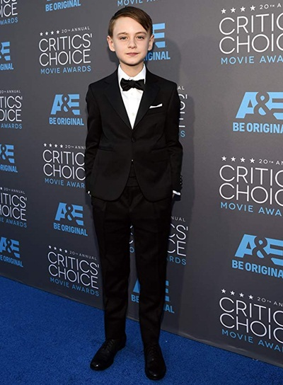 Jaeden Lieberher Body Measurements Stats