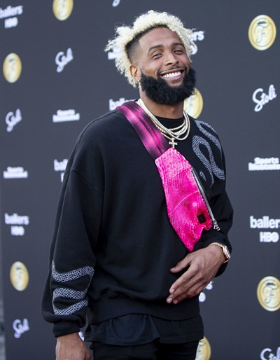 Odell Beckham Jr. Body Measurements Stats