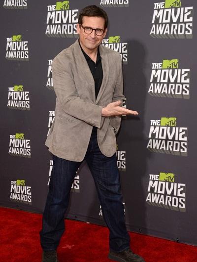 Steve Carell Height Weight Shoe Size
