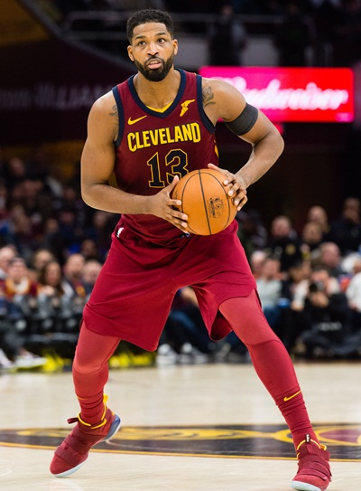 Tristan Thompson Height Weight Shoe Size