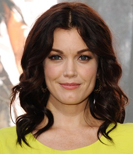 Actress Bellamy Young