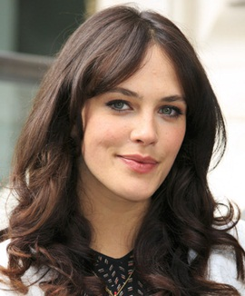 Actress Jessica Brown Findlay