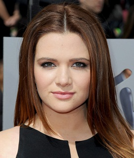 Actress Katie Stevens