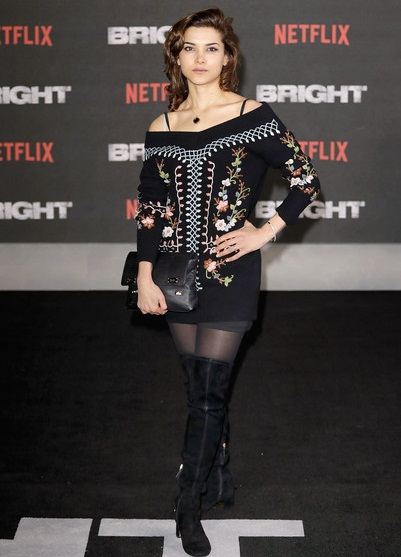 Amber Rose Revah Body Measurements Stats