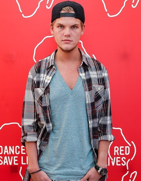 Avicii Body Measurements Stats