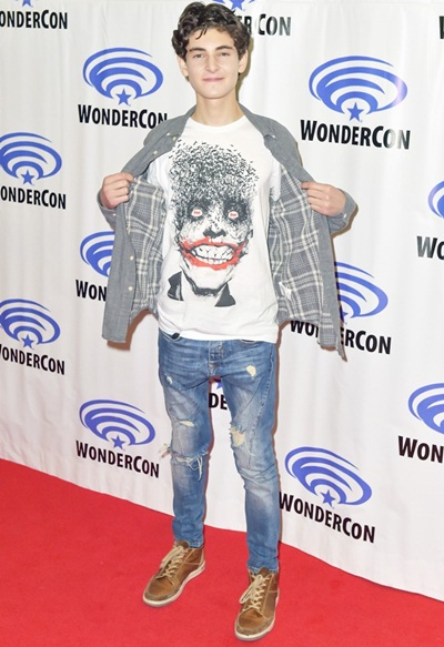 David Mazouz Height Weight Facts