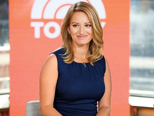 Katy Tur Body Measurements Stats