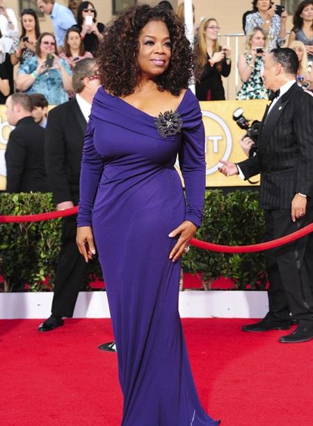 Oprah Winfrey Body Measurements Stats