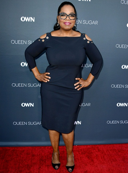 Oprah Winfrey Height Weight Stats
