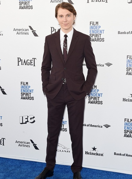 Paul Dano Body Measurements Stats
