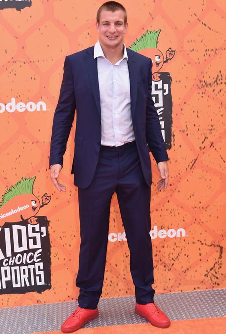 Rob Gronkowski Height Weight Shoe Size