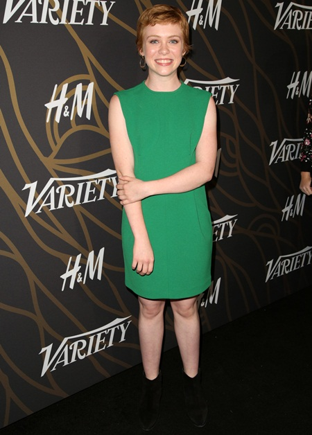 Sophia Lillis Body Measurements Stats