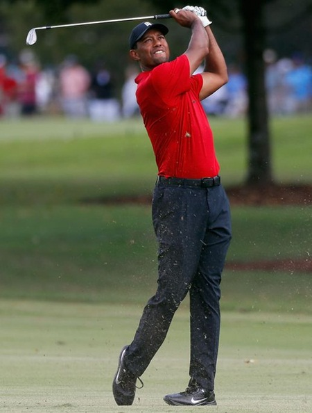 Tiger Woods Height Weight Shoe Size