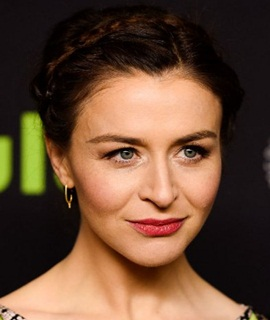 Actress Caterina Scorsone