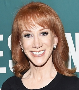 Actress Kathy Griffin