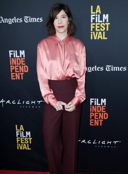 Carrie Brownstein Body Measurements Bio