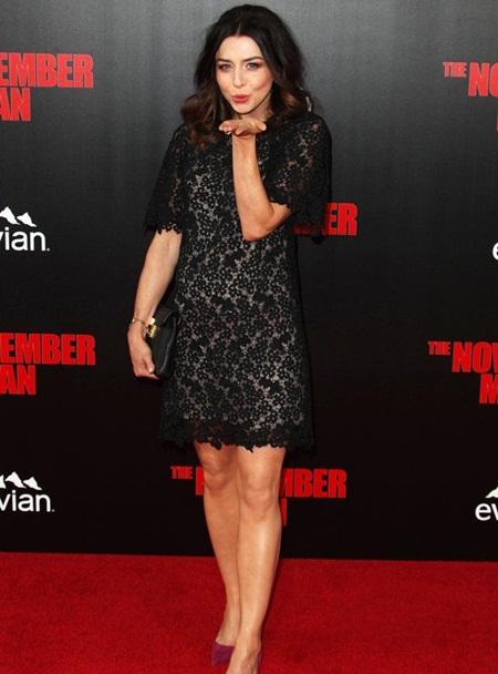 Caterina Scorsone Height Weight Bra Size