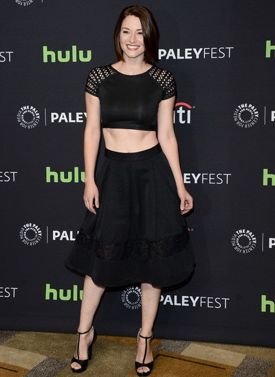 Chyler Leigh Body Measurements Facts