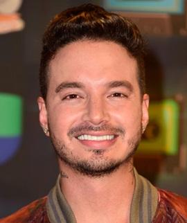 Colombian singer J Balvin