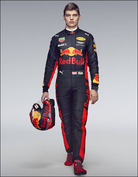 Max Verstappen Height Weight Shoe Size