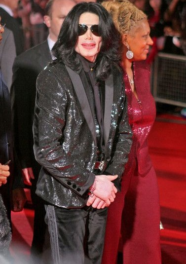 Michael Jackson Height Weight Shoe Size